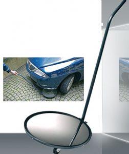 ogledalo za proveru vozila
